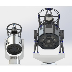 PW1000 (1-Meter Observatory System)